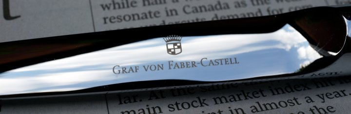 Graf von Faber-Castell and E+M Letter Openers